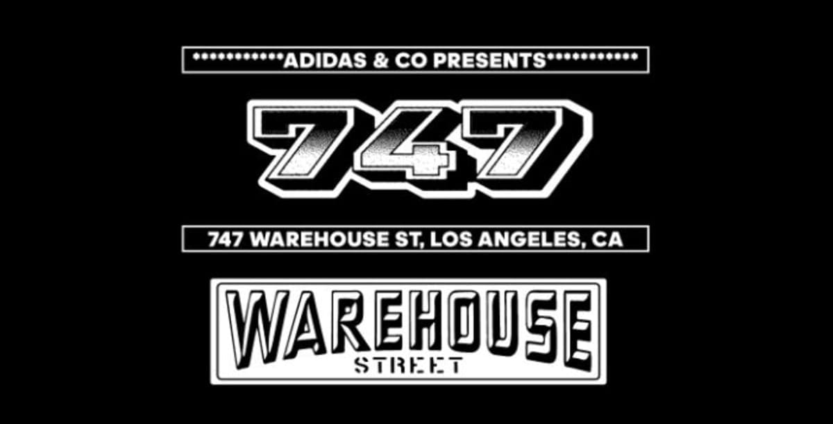 adidas' 747 Warehouse St. 2018