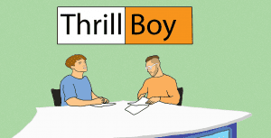 THRILLBOY interview