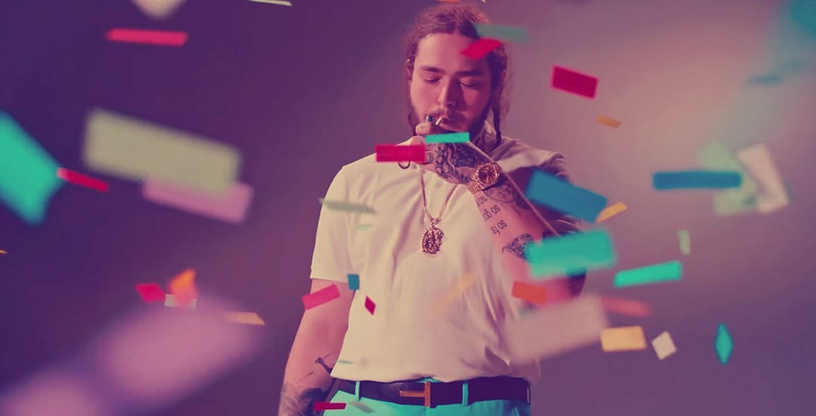 Post Malone breaks all-time Michael Jackson record with 'Stoney'