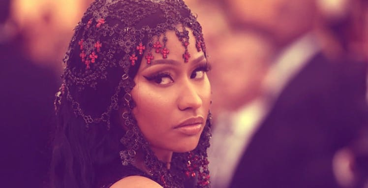 Nicki Minaj Puts Forthcoming Album 'Queen' On Hold