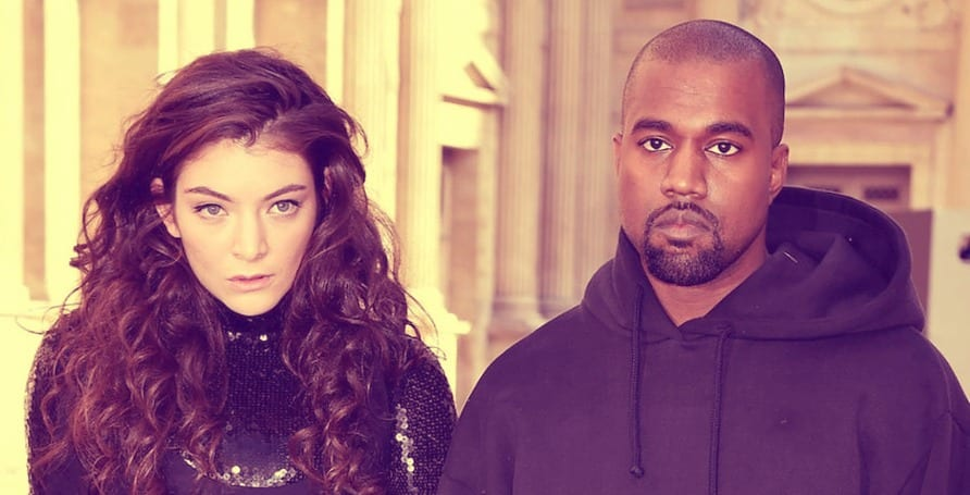 Lorde Tries To Shade Kanye and Cudi - And Fails Miserably