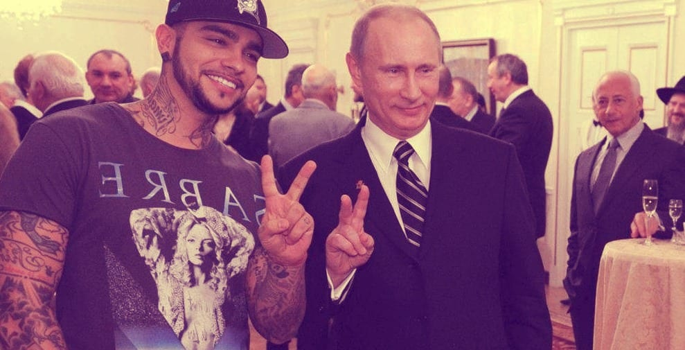 "Putin Is Poised To ""Take Charge"" of Rap in Russia"