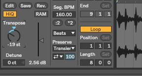 Loop Kits & Sample Packs - Creative Use in Beatmaking Ableton Screenshot 5
