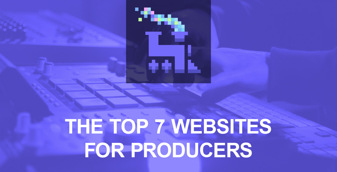 The top 7 websites for producers cover